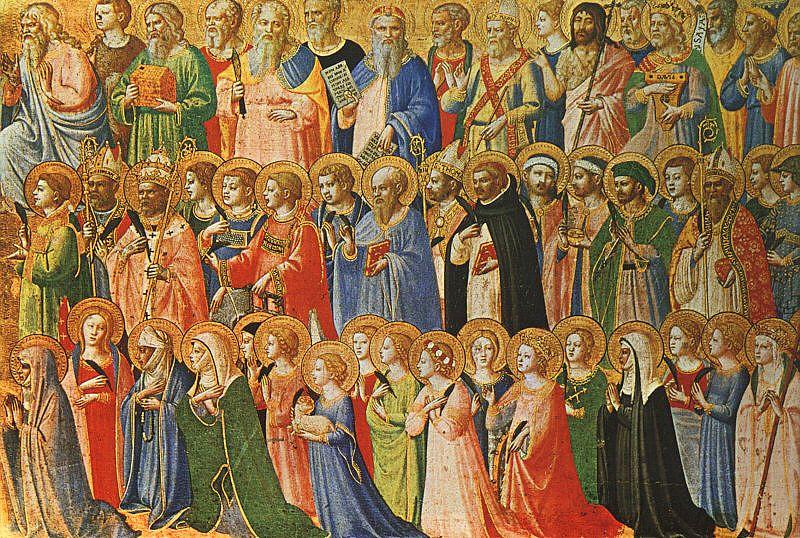 Santo Del Giorno Calendario.Santo Del Giorno Tutti I Santi Di Oggi