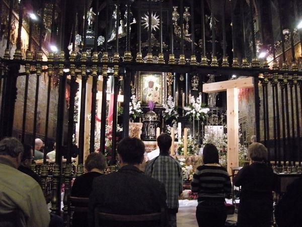 Cappella Madonna Nera