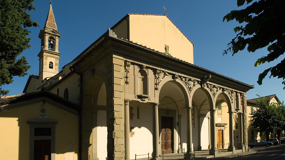Convento di San Domenico a Fiesole