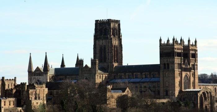 La cattedrale di Durham, uno dei principali luoghi della vita religiosa in Inghilterra