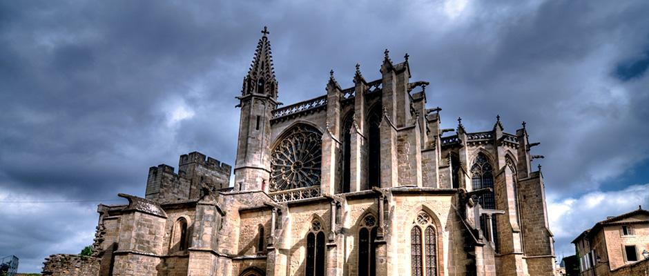 Basilica di St Nazaire e St Celse