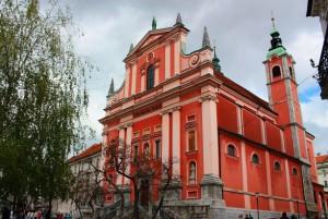 chiesa-francescani-lubiana