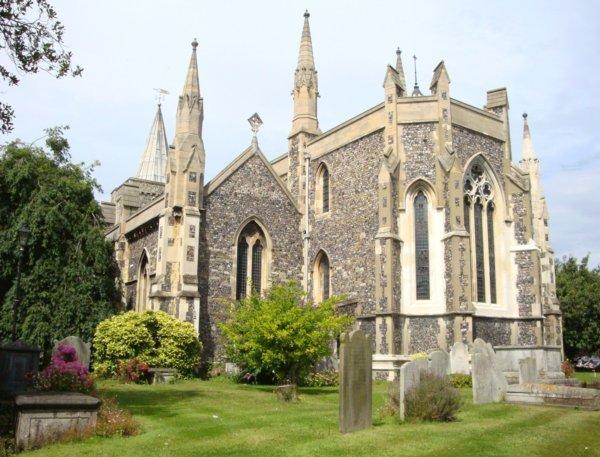 cattedrale di dover