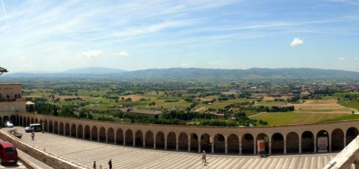 Il cuore di Assisi