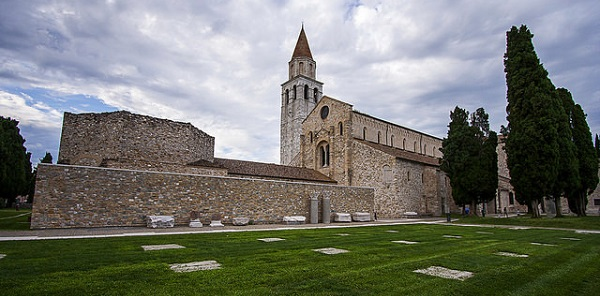 pellegrinaggio romea strata aquileia