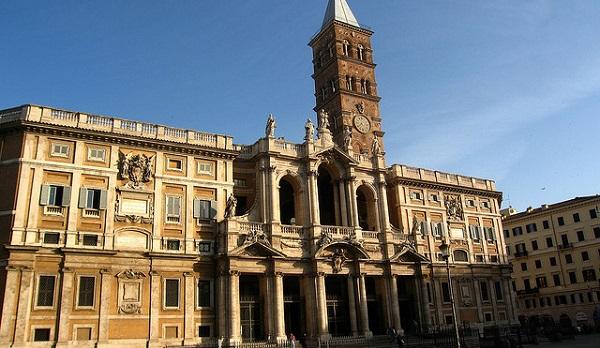 percorsi pellegrini roma santa maria maggiore