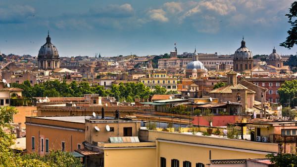 dove alloggiare a roma in convento