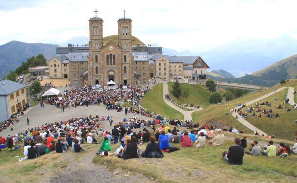 Santuario Notre Dame de la Salette