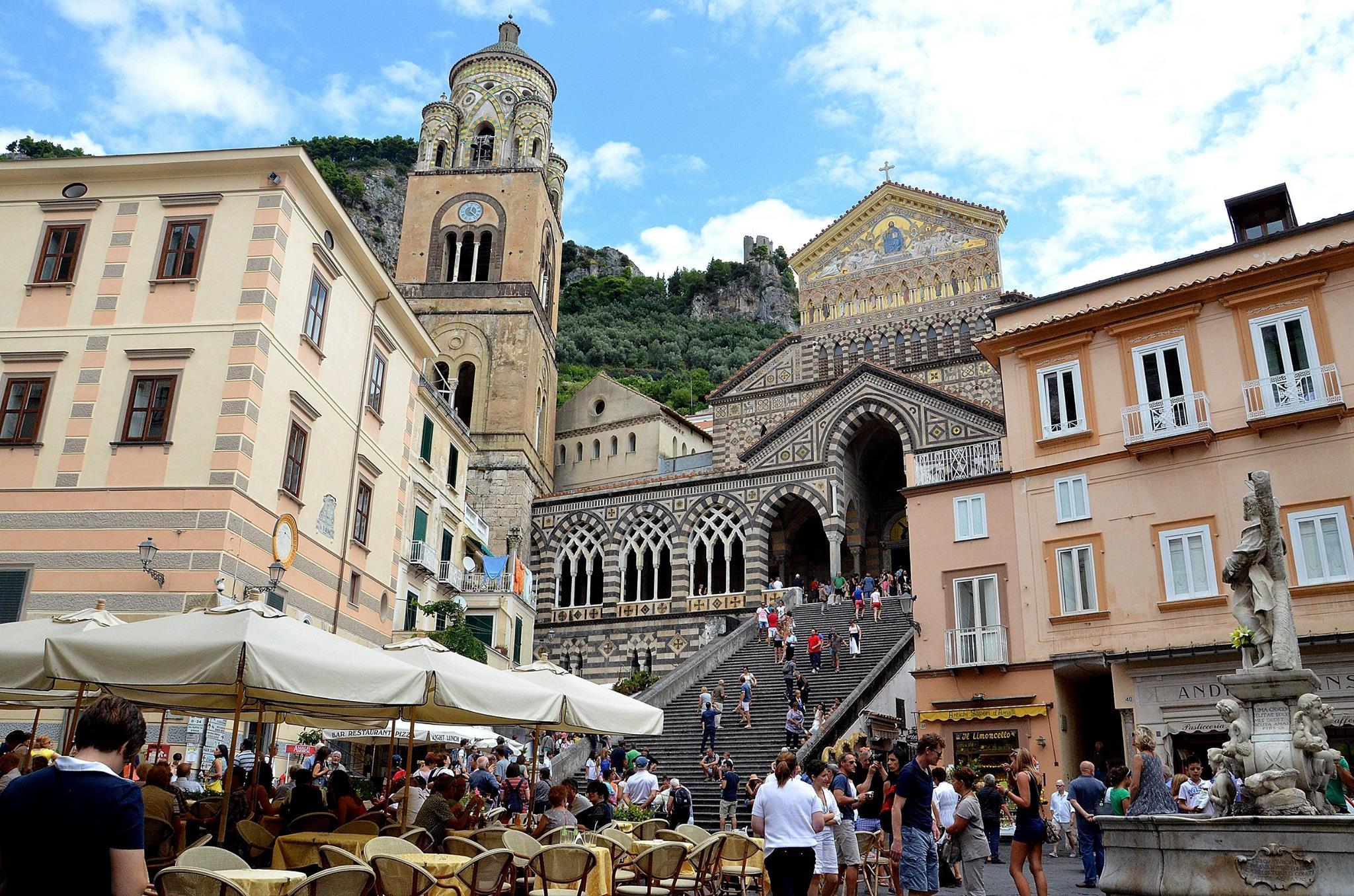 Turismo religioso in Campania Chiesa di Sant'Andrea ad Amalfi