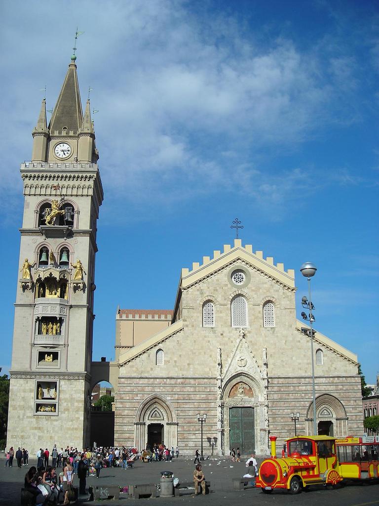 Facciata Duomo di Messina