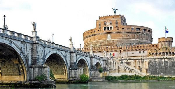 visitare roma castel sant'angelo